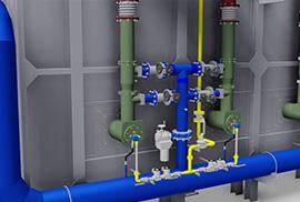 Systemy palnikowe/ palniki przemysłowe